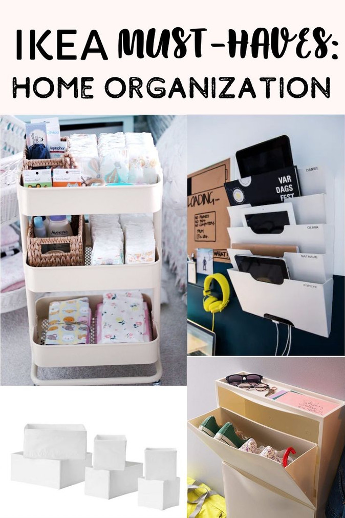 The Best Things to Get at IKEA in 2019 - Part II: Home Organization