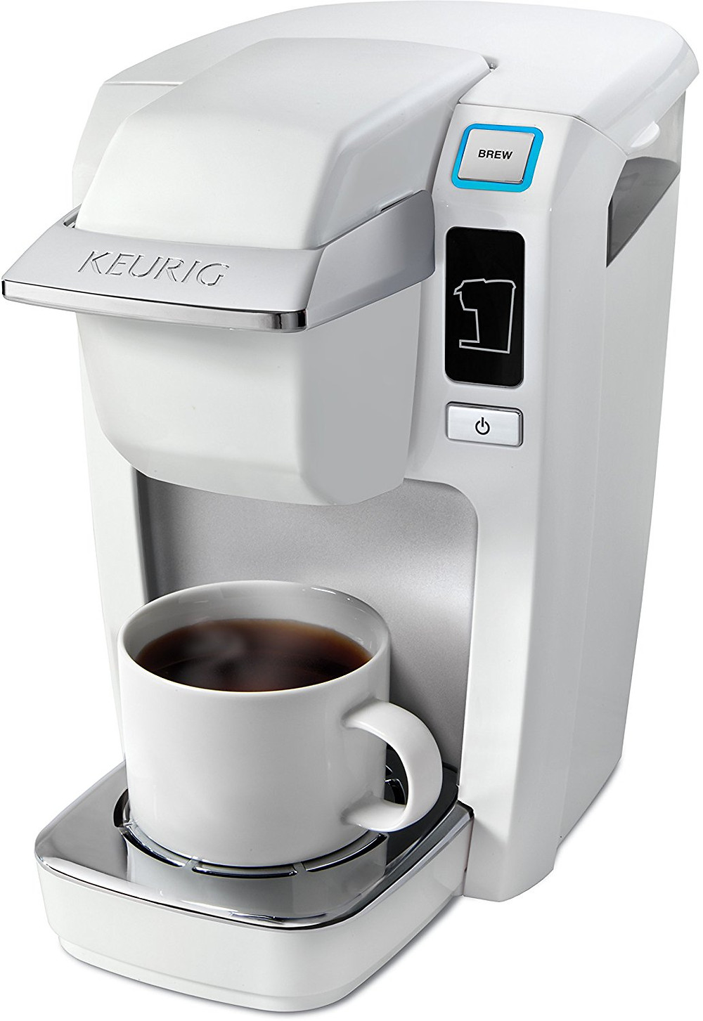 Keurig K10 Mini Plus Brewing System White