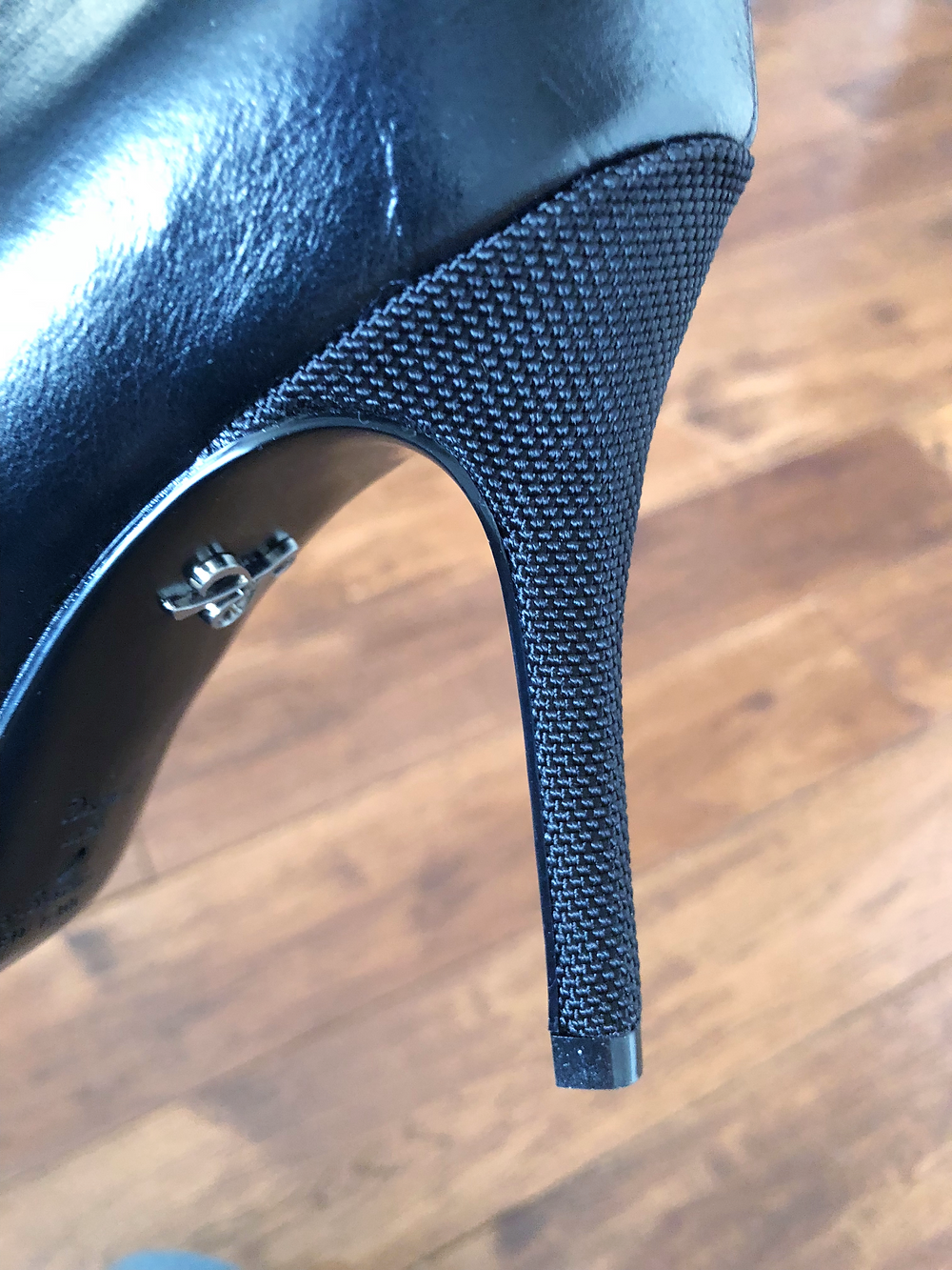 Antonia Saint Ballistic Nylon Heel