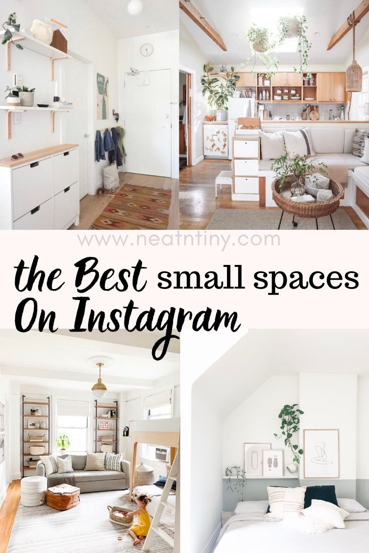 small space instagrams