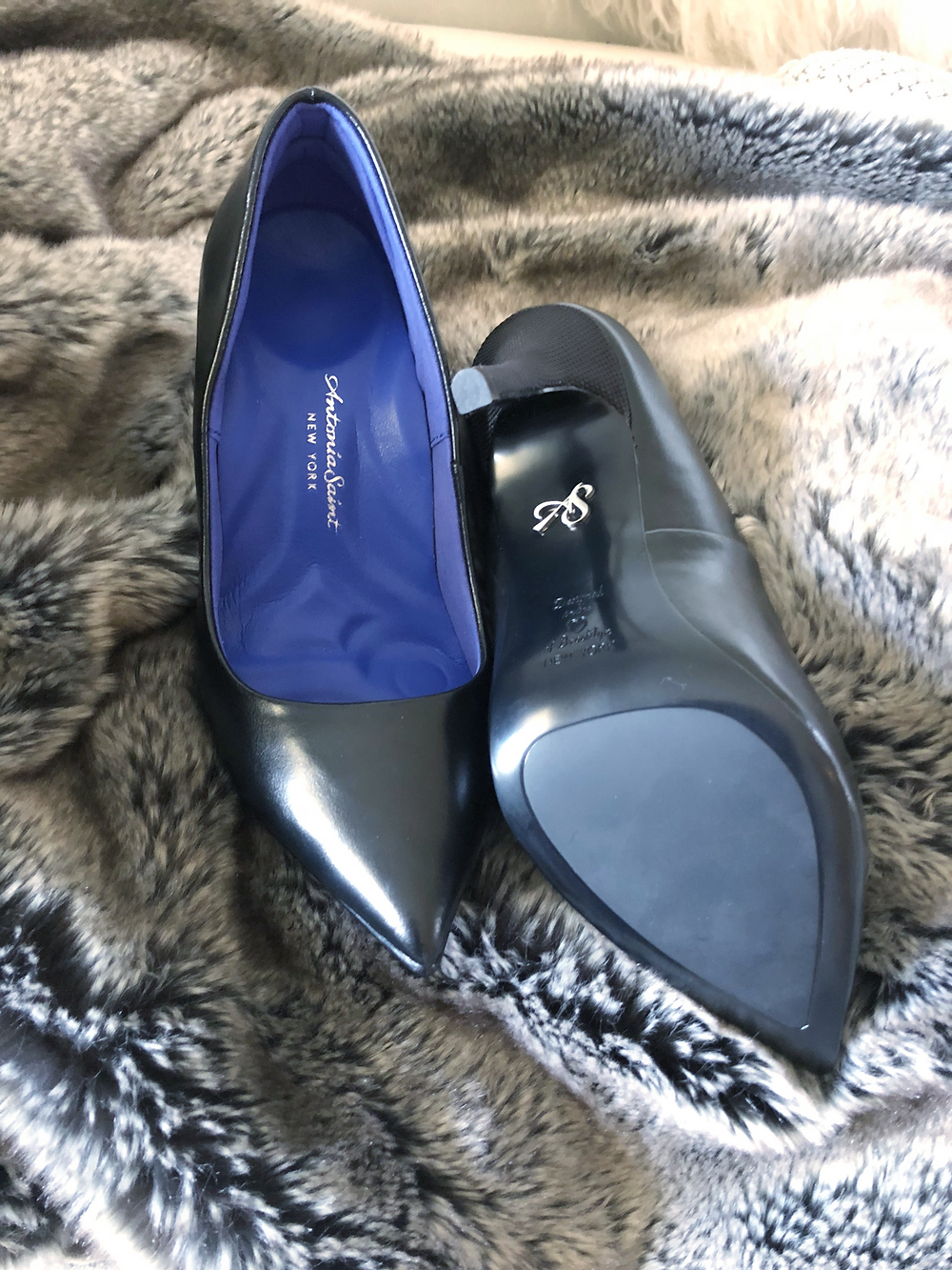 Antonia Saint NY Review