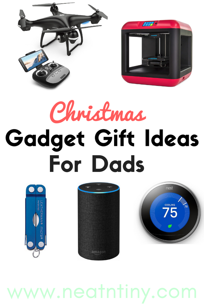 Gadget Gifts for Dads & Husbands