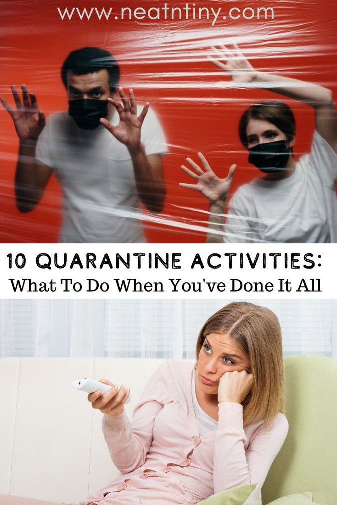 Bored At Home On Quarantine? Here Are 10 More Things To Do
