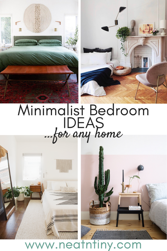 Minimalist Bedroom Ideas Even Non-Minimalists Will Love
