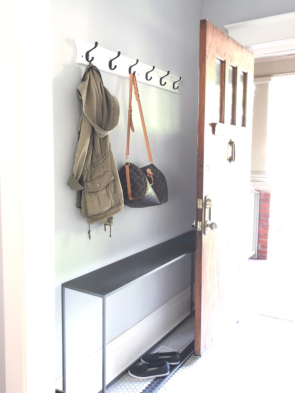 Entryway Ideas Declutter Your Front Entry