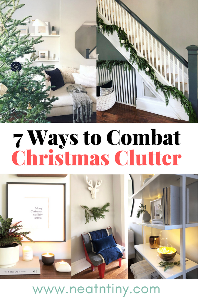 7 Ways to Combat Christmas Clutter