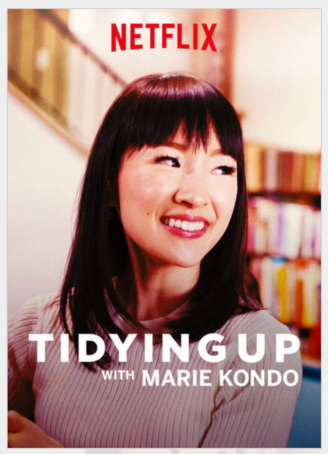 Does Tidying Up With Marie Kondo On Netflix Spark Joy?