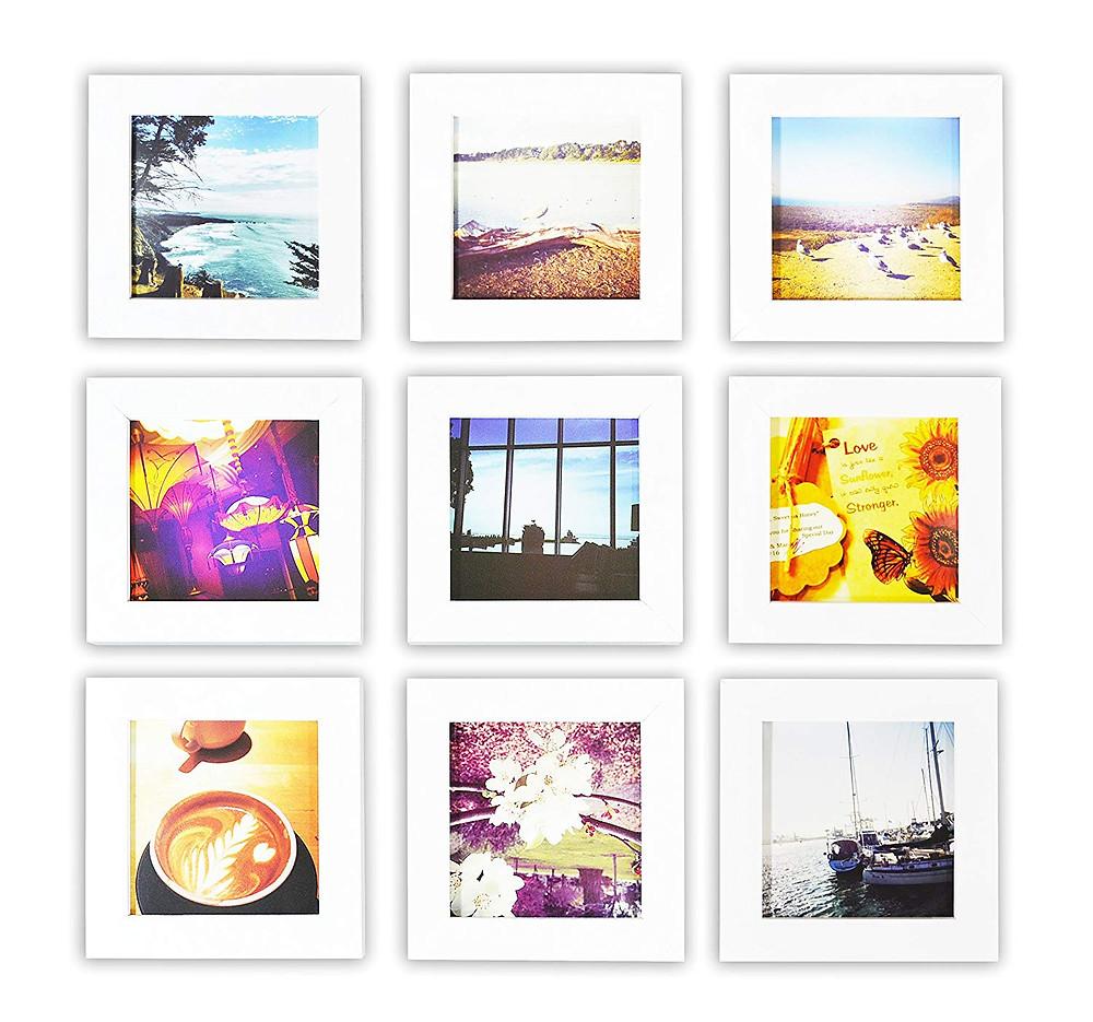 Instagram photo frames