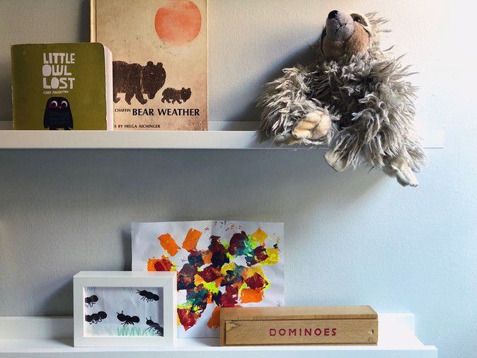 Clever Ways to Display Kids' Art In Your Home