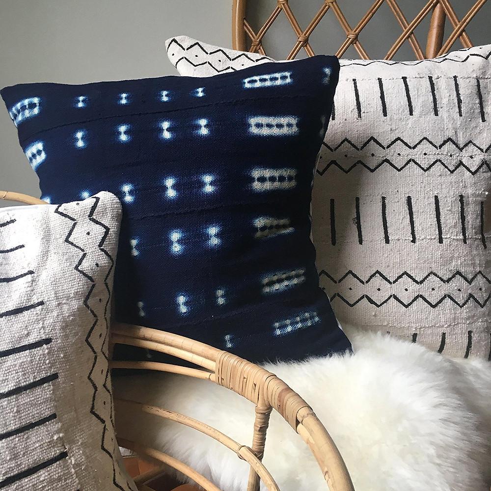 MackenzieBryantCo Shibori Pillow