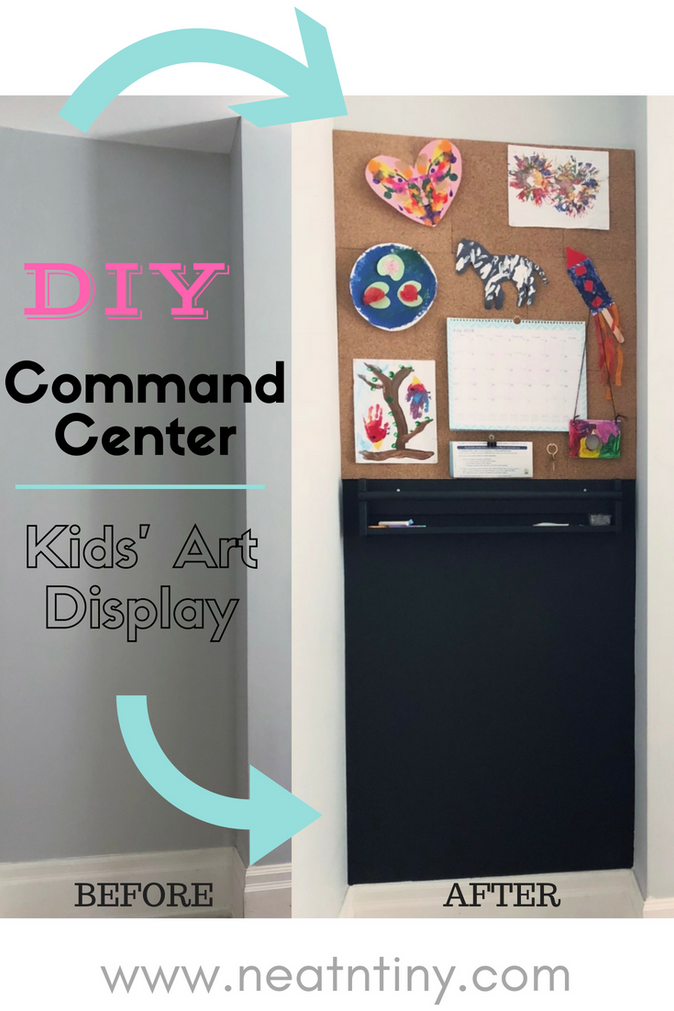 DIY Home Command Center