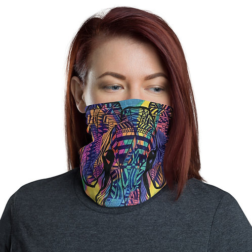 Elephant Design - Neck Gaiter