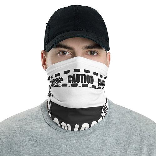 CAUTION SAVAGE - Neck Gaiter