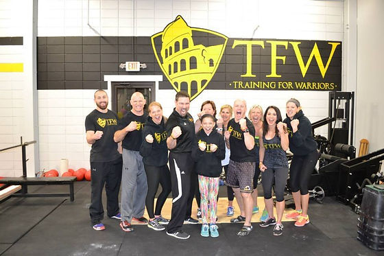 Training for Warriors Downingtown PA