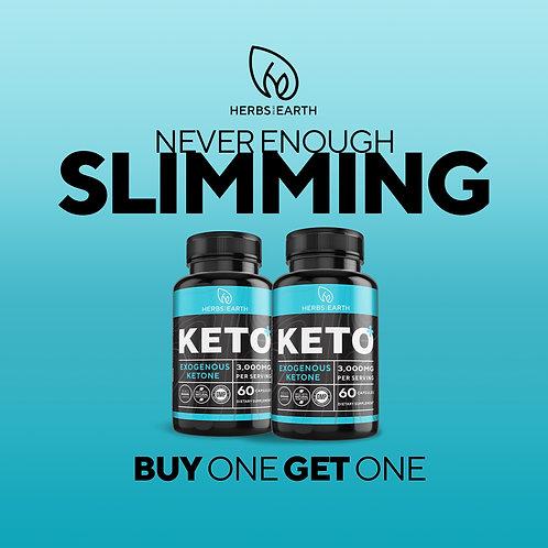 Keto Diet Pills Exogenous Ketones 3000MG