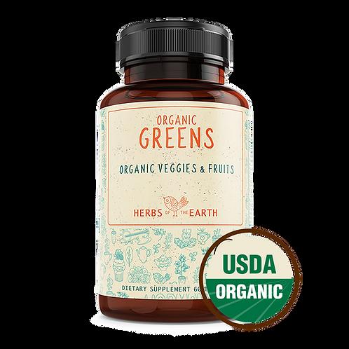 Organic Greens+