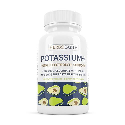 Potassium+