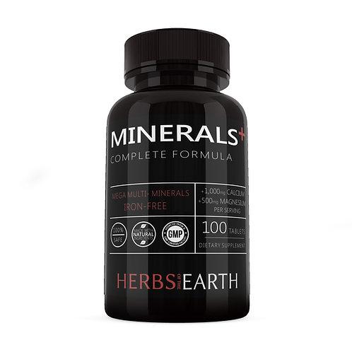Minerals+ with Zinc