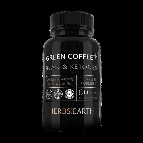 Green Coffee Ketones+