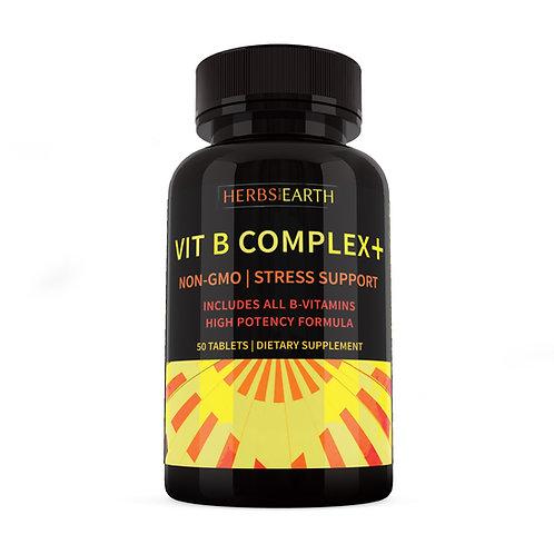 Vitamin B Complex+