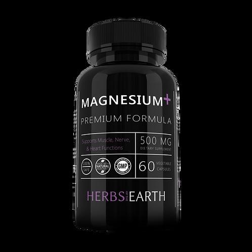 Magnesium+ 500mg
