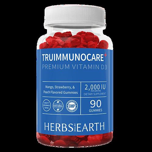 TruImmunoCare+ Gummies