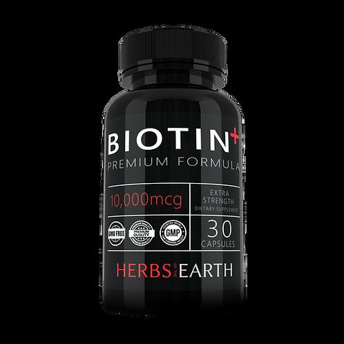 Biotin+ 30 Capsules