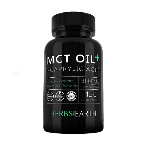MCT Oil+