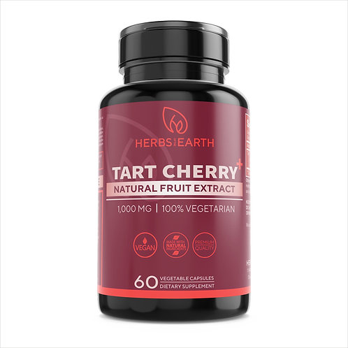 Tart Cherry Extract Uric Acid, Stiff Joints, Inflammation or Gout