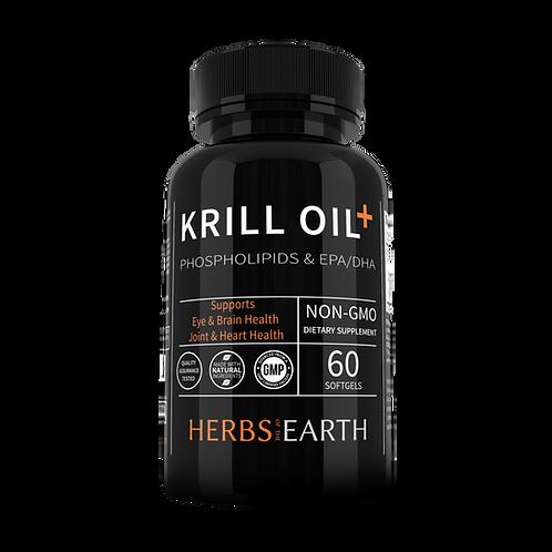 Krill Oil+
