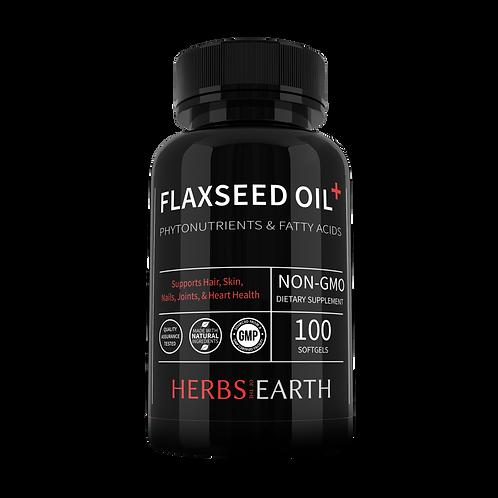 Flaxseed Oil+