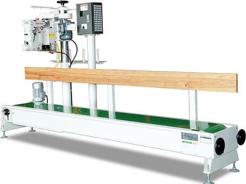 Transportador de banda  para máquina de coser + motor + máquina de coser industr