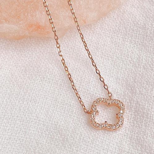 Lucky Clover 🍀 necklace