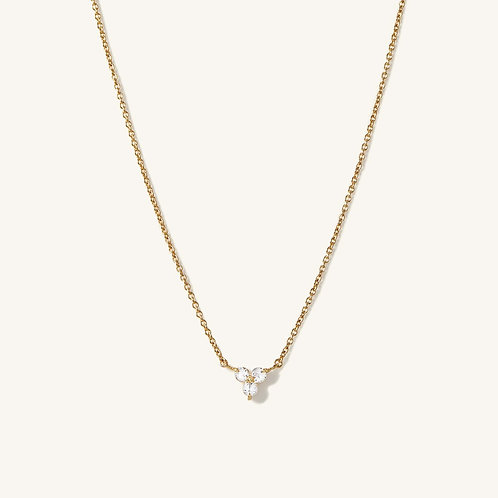 Tini Flower Necklace