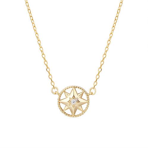 Sparkle Stella Necklace