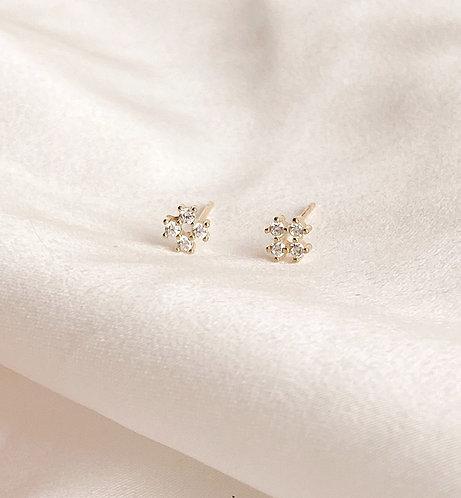 Celestial Czs earrings