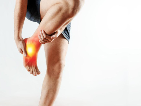 The Top-5 Causes of Foot Pain