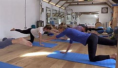 Yoga-exercise-Central-Point