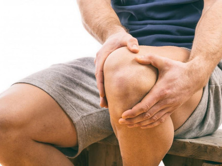 3 Things You Can Do at Home to Reduce Your Knee Pain