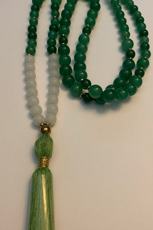 Prosperity Prayer Mala