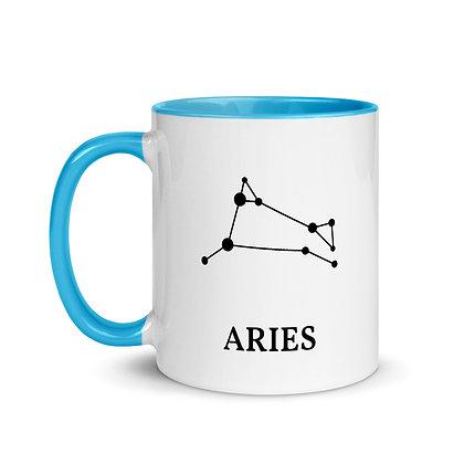 Aries zodiac sterrenbeeld koffie-thee mok