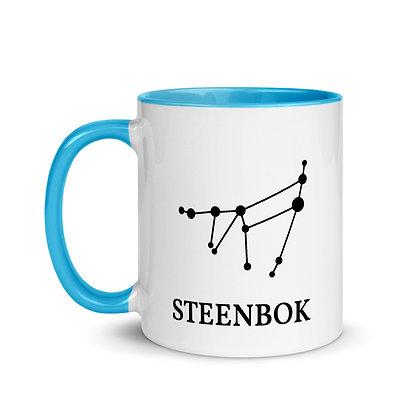 Steenbok zodiac sterrenbeeld koffie-thee mok