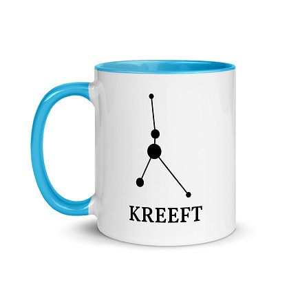 Kreeft zodiac sterrenbeeld koffie-thee mok