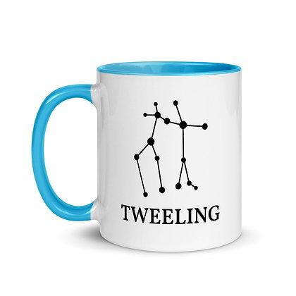 Tweeling zodiac sterrenbeeld koffie-thee mok