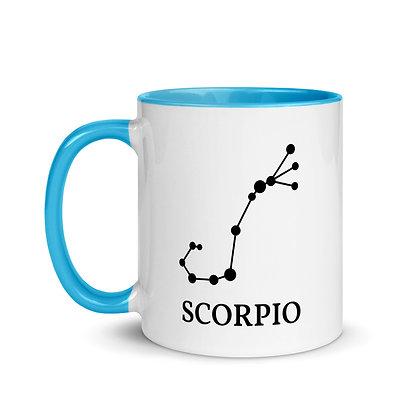 Scorpio zodiac sterrenbeeld koffie-thee mok