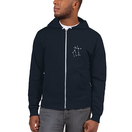 Hoodie sweater Gemini