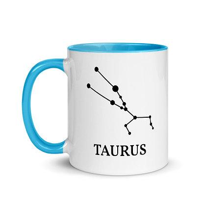 Taurus zodiac sterrenbeeld koffie-thee mok