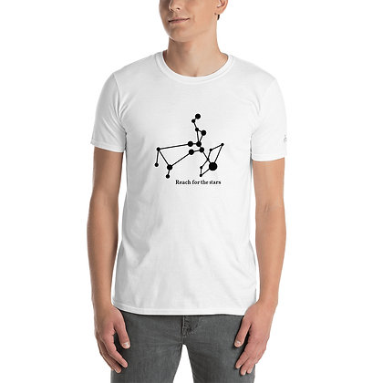 Boogschutter-Sagittarius sterrenbeeld reach for the stars T-Shirt