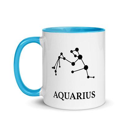Aquarius zodiac sterrenbeeld koffie-thee mok