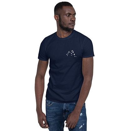 Aquarius T-Shirt left front logo